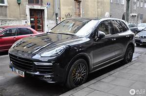 2017 Porsche Cayenne Turbo S : porsche 958 cayenne turbo s mkii 26 january 2017 autogespot ~ Maxctalentgroup.com Avis de Voitures