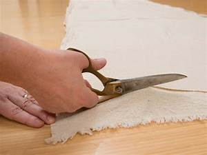 Diy, Window, Curtains, From, Canvas, Or, Dropcloth
