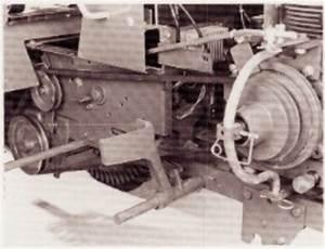 C-105 Drive Belt Diagram Or Photo - Wheel Horse Tractors