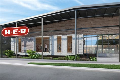Texas-based Grocery Chain Heb Positions To Take On Amazon