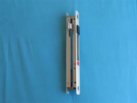 serrure porte coulissante aluminium veranda serrure baie vitr 233 e coulissante savio r 233 f 2075gris