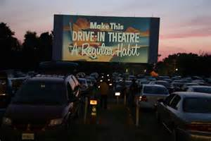 Bengies Drive in Movie Theater