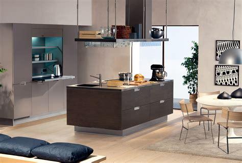 italian kitchen island modern italian kitchen design from arclinea 2011