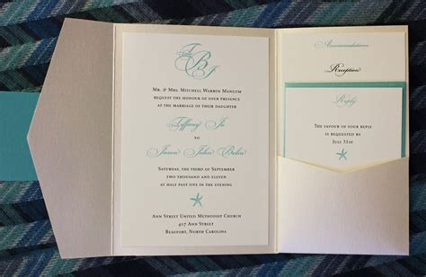 simple yet elegant wedding invitations