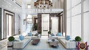 Excellent, Villa, Interior, Design, In, Dubai