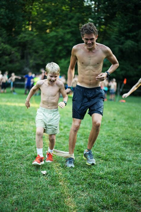 counselors camp counselor summer hire awesome staff legged race than