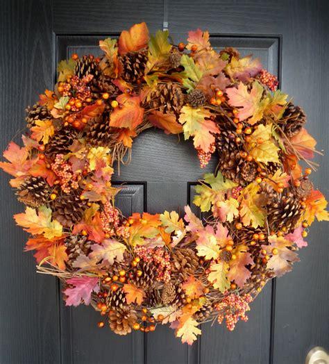crafty sisters plump fall wreath