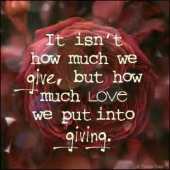 quotes about christmas gift giving quotesgram