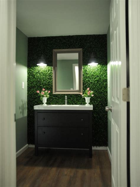 panels  faux boxwood leaves offer  earthy feel