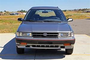 1991 Toyota Corolla Dlx All