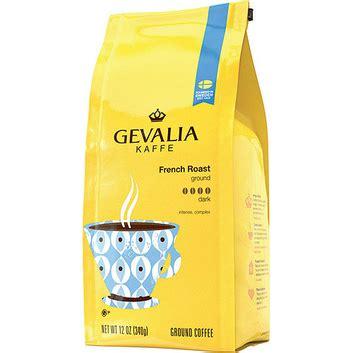 Discover our king of joe dark roast tassimo single cup coffee pod from gevalia. Gevalia French Roast Dark Coffee Reviews 2021