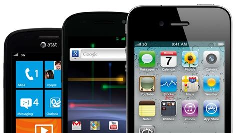 iphone android iphone and android dominate smartphone market with 82