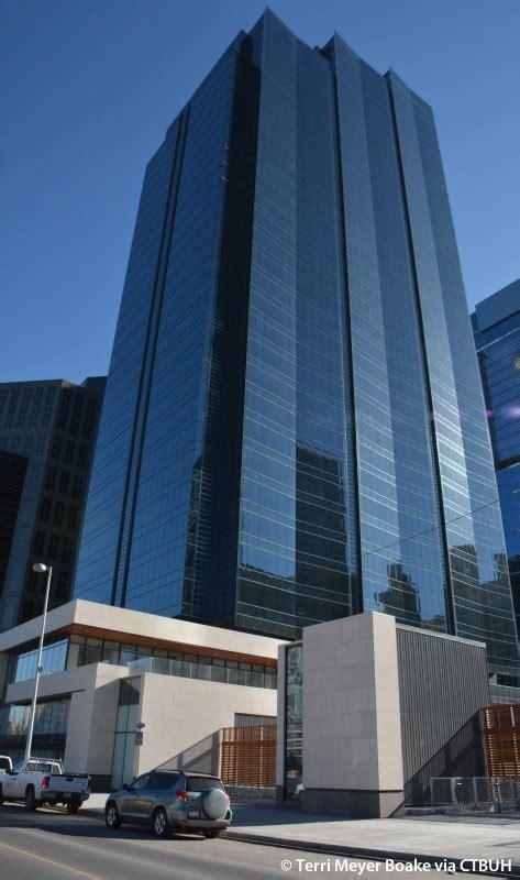 cf calgary city centre phase   skyscraper center
