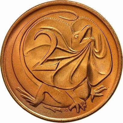 Australia 1982 Cents Club Coin Coins Reverse