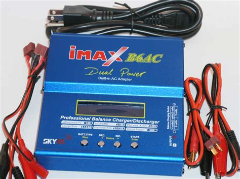 Charger Imax B6ac By Tlogotech imax b6 ac charger discharger 1 6 cells quadcopter garage