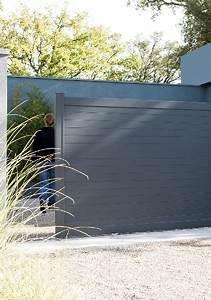 Portail Sur Mesure : portail alu portail aluminium ~ Melissatoandfro.com Idées de Décoration
