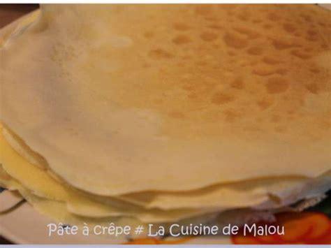recettes de cr 234 pes de la cuisine de malou