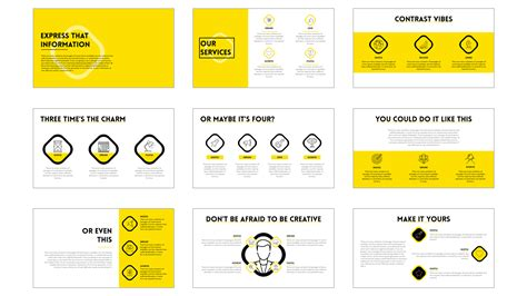 Strive A Beautiful Powerpoint Template That Inspires