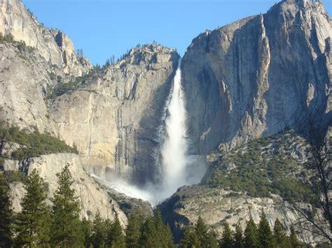 Angel Falls Yosemite California Want See This