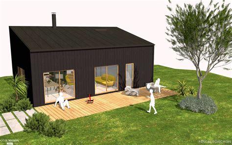 conception maison ossature bois 28 images maison en ossature bois pr 232 s de trouville sur