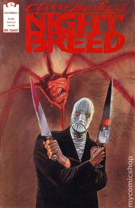 nightbreed  comic books