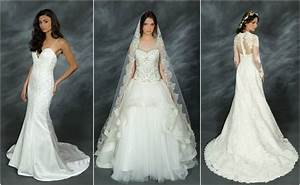 5 classic wedding gowns by cleveland designer that will for Michael medina wedding dress