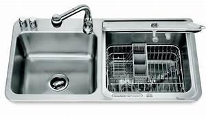 Kitchenaid Dishwasher In Sink