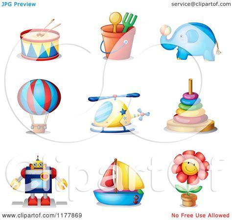 cartoon  toys royalty  vector clipart  colematt