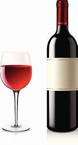 Wine Bottle Clip Art, Vector Images & Illustrations - iStock