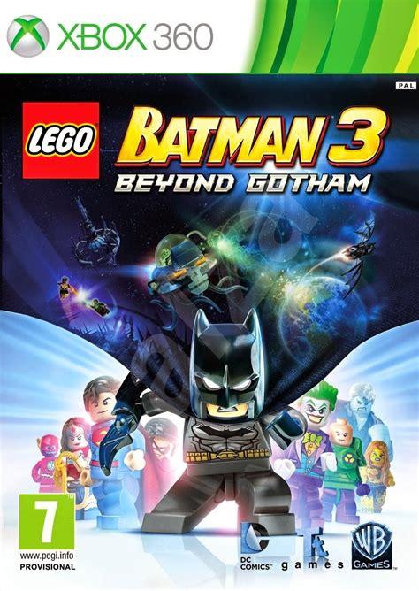 Mejores juegos de lego para xbox 360. LEGO Batman 3 Beyond Gotham Multilenguaje ESPAÑOL XBOX 360