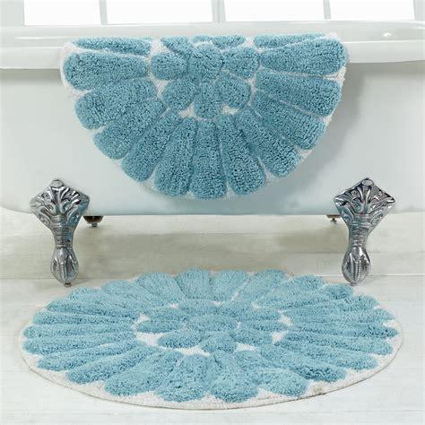 bursting flower  piece bath rug set wayfair