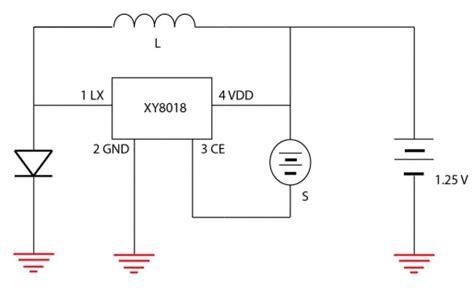 xy8018 xy8018 circuit solar led driver datasheetgo