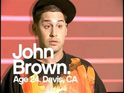 john brown ego trips white rapper show