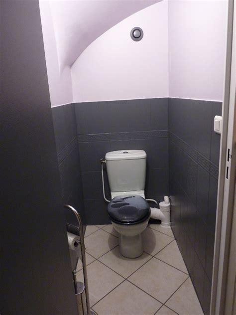 idee deco toilette en gris toilette couleur beige