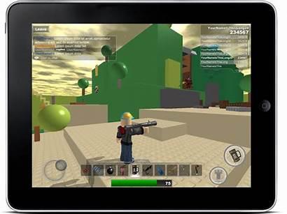 Roblox Ipad Interface Ui User Engineering Roundup