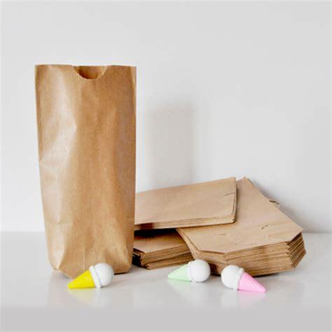 bureau en gros papier sachet papier kraft mariage mini sachets papier kraft