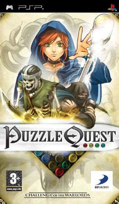 Puzzle Quest: Challenge of the Warlords - Wikipedia