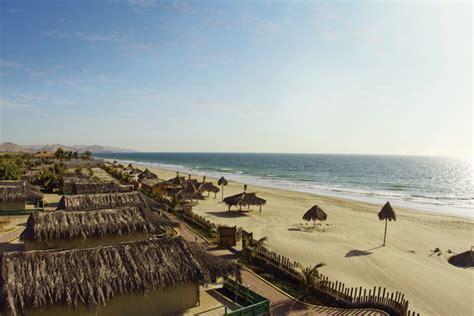Beautiful Beaches Peru Luxury Topics Portal