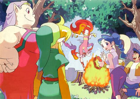 Oracle Of Seasons Wallpaper And