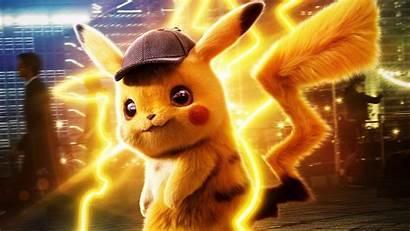 Pikachu Pokemon Detective 5k Wallpapers 1366 1080