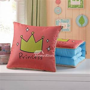 cute kids cartoon linen couch discount pink throw pillows With cute affordable throw pillows
