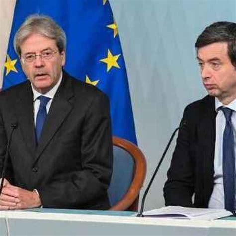 Decreti Consiglio Dei Ministri by Il Consiglio Dei Ministri Vara Due Decreti Su