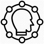 Awareness Icon Self Communication Human Icons Interaction