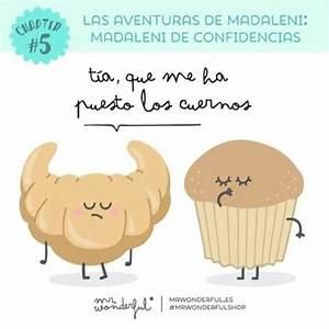 Pobre croissant!! | Cute & funny illustrations | Pinterest ...