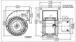 Dayton 1tdp1 Rectangular Permanent Split Capacitor Oem Specialty Blower  Hvac Controls  Amazon