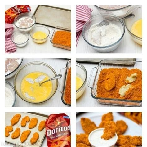 diy cuisine diy doritos and chicken pictures photos and images for