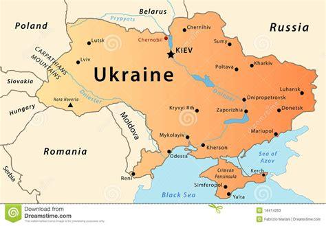 map  ukraine cities google search maps map
