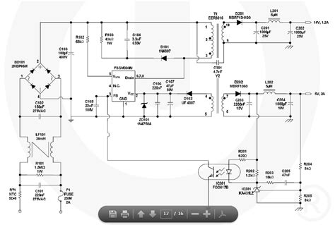 power supply smps   outputs  amax