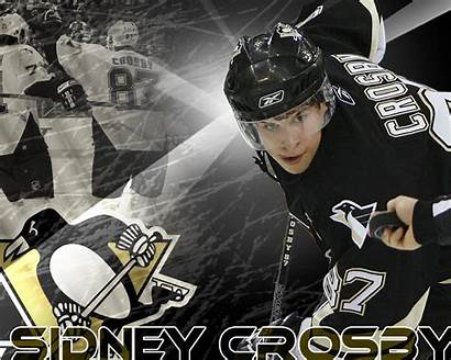 Sidney Nhl Crosby Pittsburgh Penguins Wallpapers Background