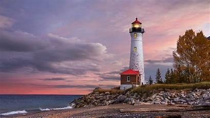 Microsoft Lighthouses Sea Themes Mode